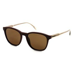 Lacoste Oval Style Brown Lens